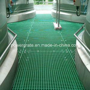 Fiberglass Plastic Floor FRP Grating Molded pictures & photos