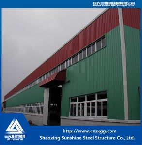 Professional Manufacturer of Steel Structure Workshop pictures & photos