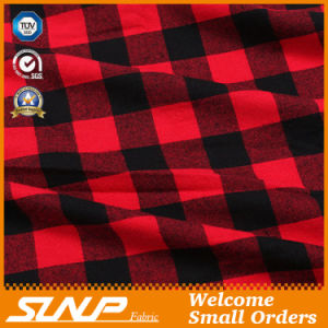 Checks 100% Cotton Yarn Dyed Shirting Fabric
