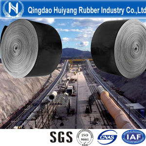 Easy Handling Ep/Polyester Rubber Conveyor Belt