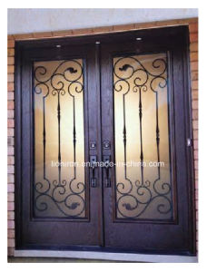 America Classic Decorative Iron Doors and Windows pictures & photos