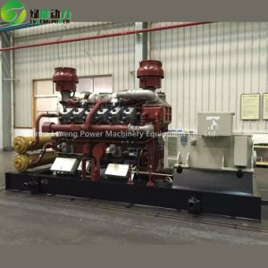 Best in China Electric Power Type Natural Gas Generators with CHP Systems pictures & photos