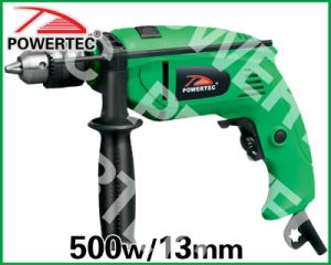 500W 13mm Electric Impact Drill (PT82027) pictures & photos