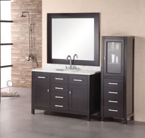Modern Bathroom Cabinet Vanity (ZH-201) pictures & photos