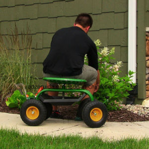 Gardening Working Cart Garden Tool pictures & photos