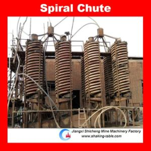Tantalite Ore Separation Machine Spiral Separator Machine pictures & photos