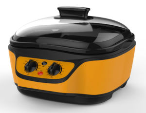 Electric Multi Cooker with Ce, RoHS, CB Approval pictures & photos