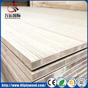 Decorative Melamine/ Gurjan Wood Veneer Laminated Plywood pictures & photos