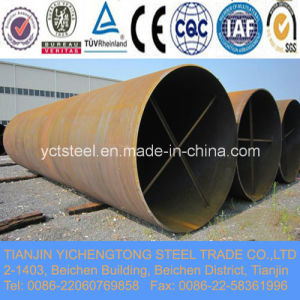 Support Large Ready Stock Different Size Welding Pipe pictures & photos