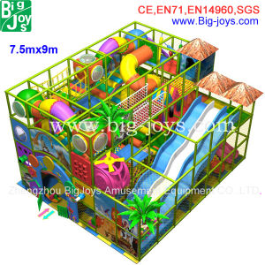 Commercial Jungle Theme Indoor Playground, Hot Sale Children Indoor Playground pictures & photos