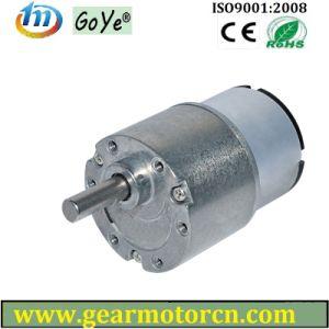37mm Diameter Round DC Gear Box