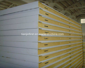 PU Cold Storage/Cold Room Panel pictures & photos