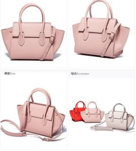 Fashion Lady Handbag Newest Pictures Lady Latest Bags (LDO-01651) pictures & photos
