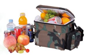 Portable Electronic Cooling and Warming Box Portable Electronic Refrigerator