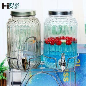 3L Wine Glass Bottle Glassware Glass Bottle pictures & photos