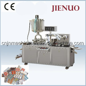 Automatic Flat Type Al/P Blister Packing Machine (DPB-80) pictures & photos