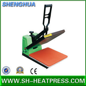 Digital Manual Heat Press, Clamshell Heat Transfer Press Machine for 2015 pictures & photos