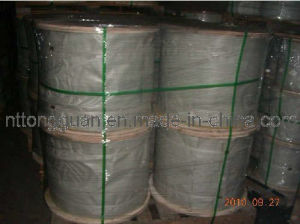 Steel Wire Rope Made by Tongguan pictures & photos