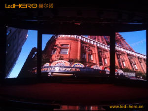 P6 LED Display Indoor Full Color Advertising Screen pictures & photos