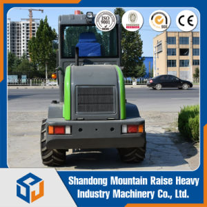 Construction Equipment Mini Wheel Loader with Quick Hitch pictures & photos