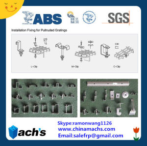 J Type Grating Clips 316s/S ISO 9001 pictures & photos