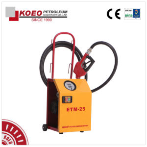 High Precision Mobile Fuel Dispenser