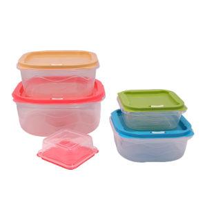 Best Choice 5PCS Plastic Lunch Box pictures & photos
