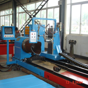 Multi-Axis Cutting & Beveling CNC Plasma Cutting Machine for Metal Pipes pictures & photos