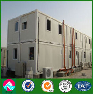 Sanwich Panel Flatpack Container House pictures & photos