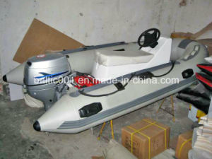 Inflatable Boat Console Ce Rib 330 pictures & photos