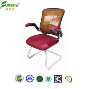 Office Furniture / Office Fabric High Density Sponge Mesh Office Chair pictures & photos