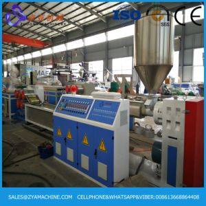 PP Pet Brush Filament Yarn Production Line pictures & photos