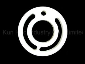 Attactive Price Electrical Alumina Ceramic Disc pictures & photos