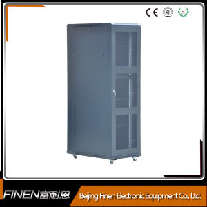 China A3 Assembled Packing 19′′ 18u-42u Network Telecom Cabinet for Network Equipment pictures & photos