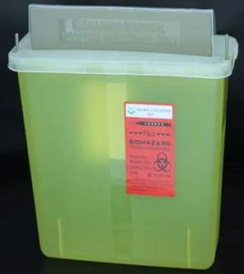 Sharp Container Disposable Medical