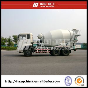 8-10cbm Dongfeng 6X4 Transit Concrete Mixer Truck for Sale pictures & photos