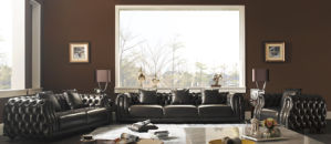 Living Room Furniture Leather Sofa pictures & photos