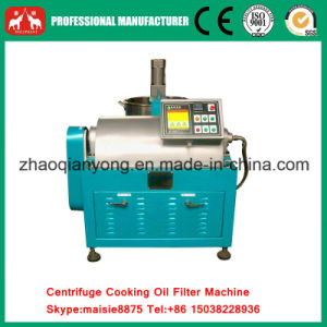 Automatic Slag Discharge Oil Filter Machine pictures & photos