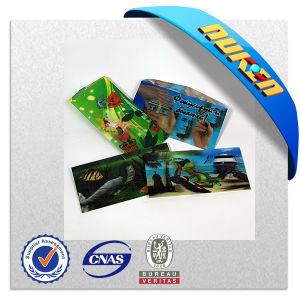Customize 2015 3D Envelope for Money Packing pictures & photos