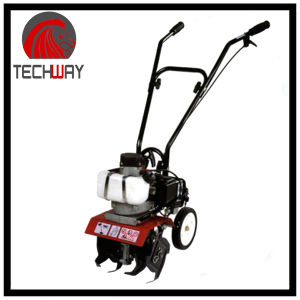 1.2HP Gasoline Tiller 2 Stroke (TWGT2005A) pictures & photos