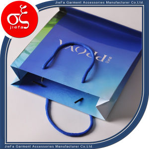 Promotional Garment Paper Packing Bag pictures & photos