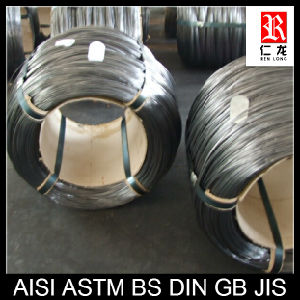 China Supplier Carbon Spring Steel Wire (SGS ISO9001)