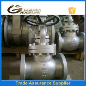 DIN Standard Dn32 Globe valve pictures & photos