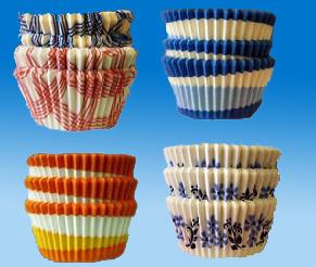 Aluminium Foil Cake Container Mould pictures & photos