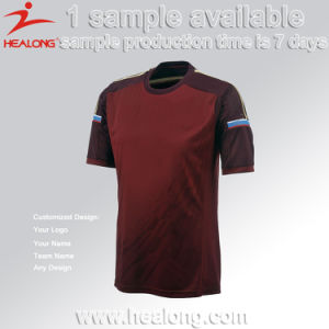 Healong Latest Cheap Hight Quality Men Club Football Soccer Jerseys pictures & photos