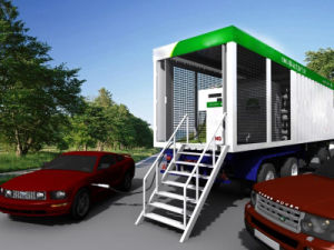Mobile CNG Filling Station pictures & photos