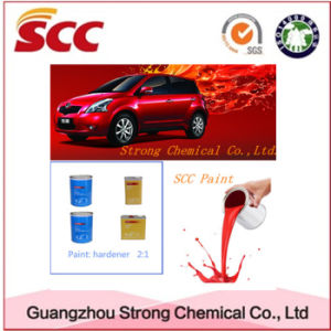 Univeral Car Paint, Basecoat, Hardener Use Thinner pictures & photos
