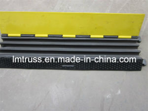 3channel Rubber Cable Protector pictures & photos