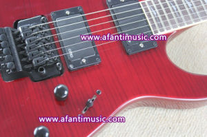 Mahogany Body & Neck / Afanti Electric Guitar (AESP-67) pictures & photos
