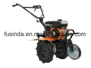 Horizontal Gasoline Engine Powered Tiller Cultivator pictures & photos